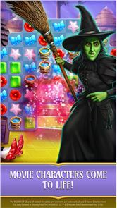 The Wizard of Oz Magic Match 2