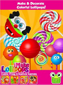 iMake Lollipops – Candy Maker 1