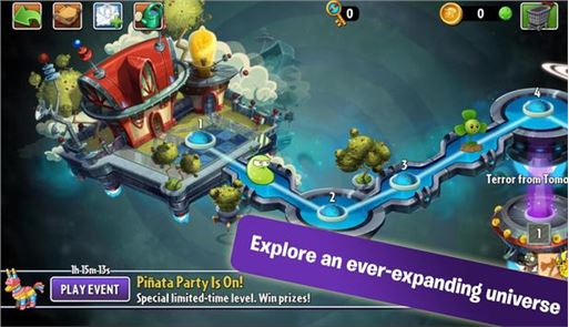 Plants vs. Zombies ™ 2 6