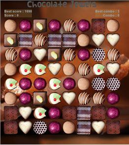 Chocolate Jewels 2