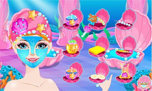 Mermaids Makeover Salon 4