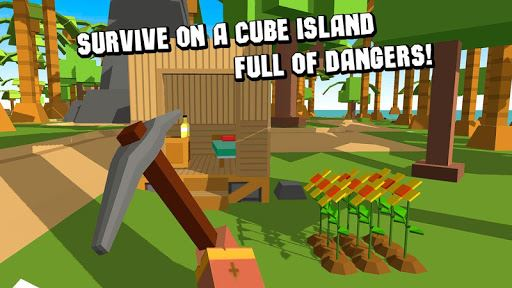 Cube Island Survival Simulator 6