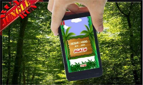 Jungle Free Run Game 6