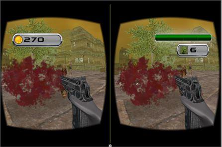 Zombie Shoot Virtual Reality 4