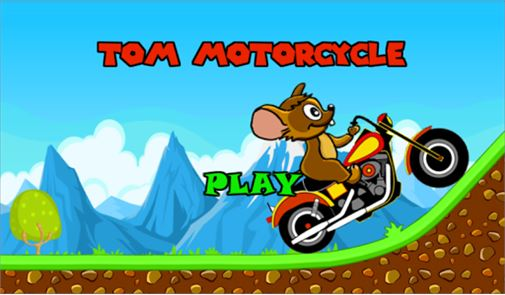 Tom Motorcycle Hill Climb 1