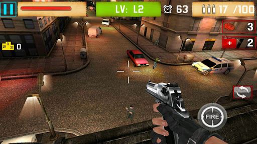 Sniper Shot Striker 3