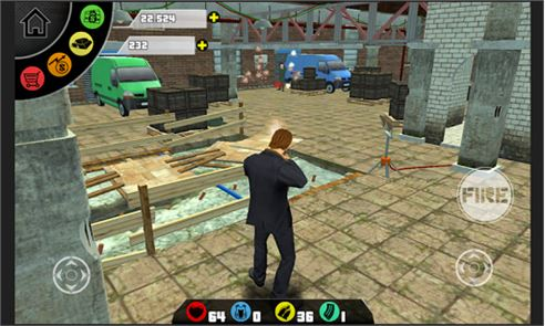 San Andreas: Real Gangsters 3D 1