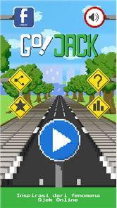 Go-Jack ! bukan Gojek ! 1