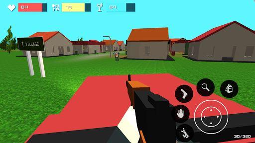 Pixel unturned: survivalcraft 1
