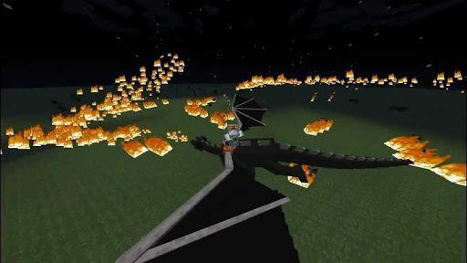 Ender Dragon Mod for Minecraft 2