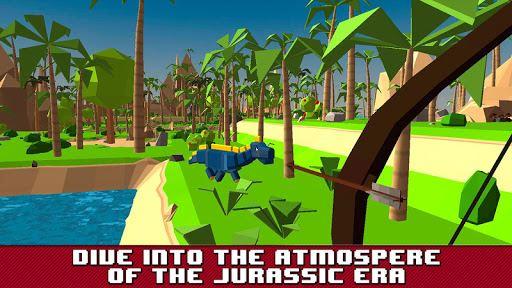 Jurassic Island Survival Sim 1