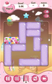 Unblock Candy 6