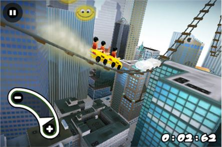 3D Rollercoaster Rush NewYork 6