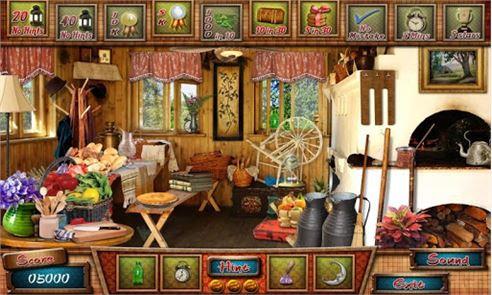 Cabin in Woods 1