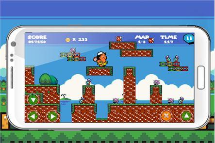 Adventure Island of Mario 6