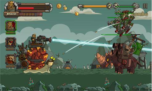 Snail Battles 5