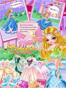 Princess Party Salon-Girl Game 2