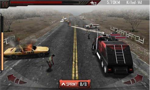 Zombie Roadkill 3D 2