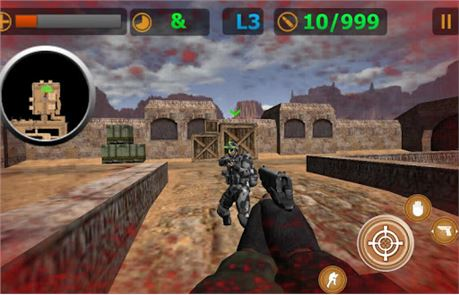 Counter Sniper-Critical Strike 6