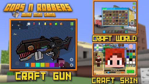Cops N Robbers – FPS Mini Game 5