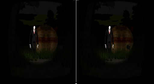 Slender – VR Cardboard 1