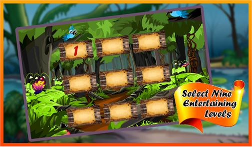 Gorilla Run – Jungle Game 1