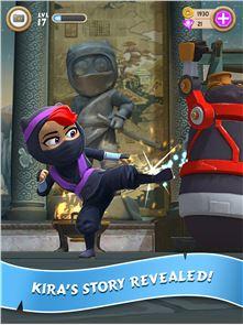 Clumsy Ninja 5