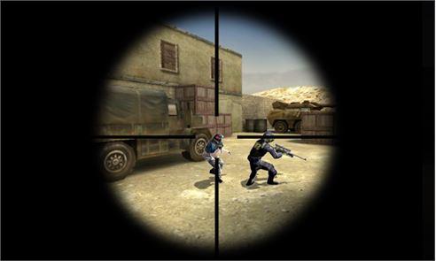 American Sniper Assassin 3