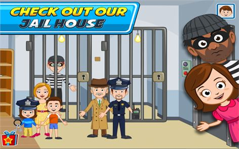 My Town : Police Station 6
