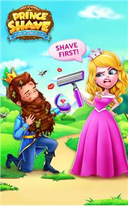 Prince Royal Wedding Shave 1