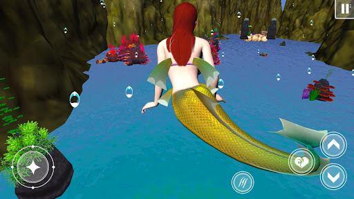 Mermaid salon princess world 5