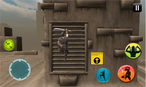 Tower Ninja Assassin Warrior 5