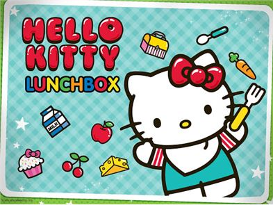 Hello Kitty Lunchbox 1