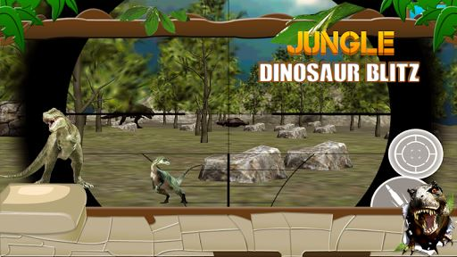 Jungle Dinosaur Blitz 3
