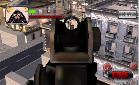Commando Air Strike 5