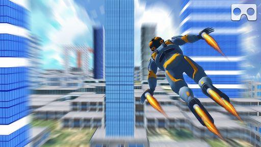 VR Flying Man 3