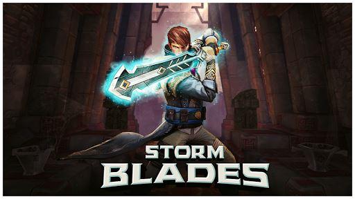 Stormblades 1