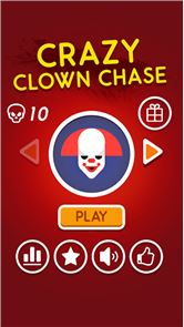 Crazy Clown Chase 1