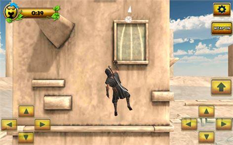 Ninja Samurai Assasin Hero 2