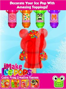iMake Ice Pops-Ice Pop Maker 4