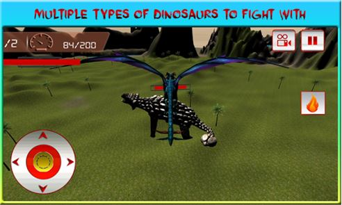 Flying Dragon War Simulator 5