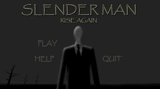 Slender Man: Rise Again (Free) 1