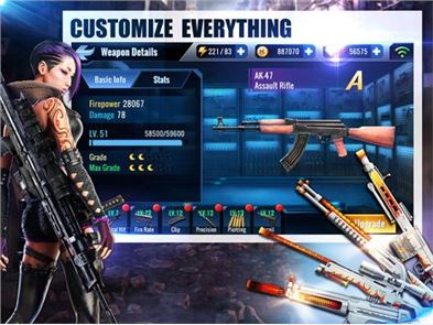 Hero Forces: Free Shooter Game 4