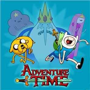 Adventure Time: Heroes of Ooo 1