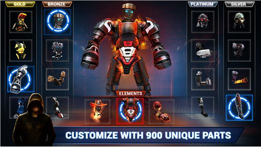 Real Steel Champions 3