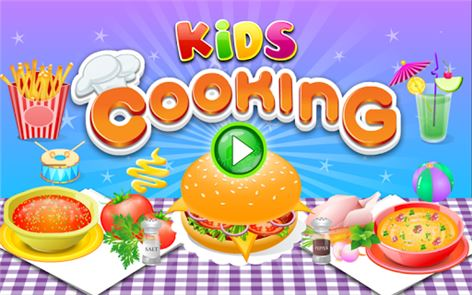 Cooking in the Kitchen 1