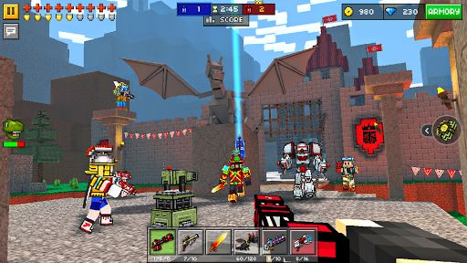 Pixel Gun 3D (Pocket Edition) 2