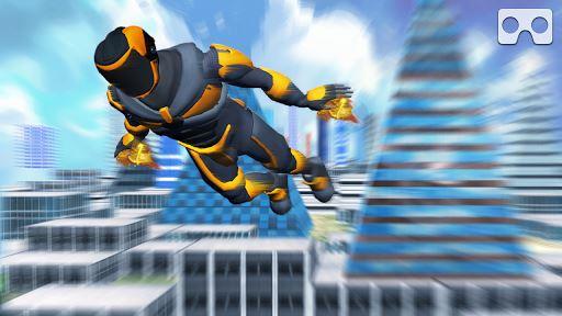 VR Flying Man 2