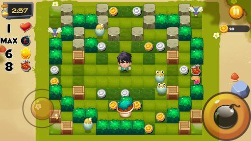 Bomber Heroes – Bomba game 1