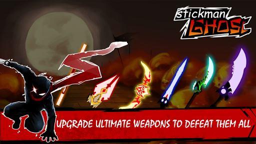 Stickman Ghost Warrior 3